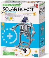 Научный набор Робот на солнечной батарее 4M 00-03294, фото 1