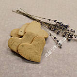Печиво Лавандове. Лавандовое печенье. Печенье с кулинарной Лавандой на коричневом сахаре и масле Гхи. 5 шт, фото 2
