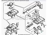 Сухар вилки 2-3 пер. КАМАЗ 14-1702029 (пр-во КАМАЗ), фото 3