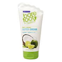 Freeman Bare Foot Крем - масло для ног Лайм-кокос, 125 мл