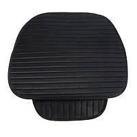 Коврик на сиденье в авто на прорезиненной основе защитный универсальный, фото 1