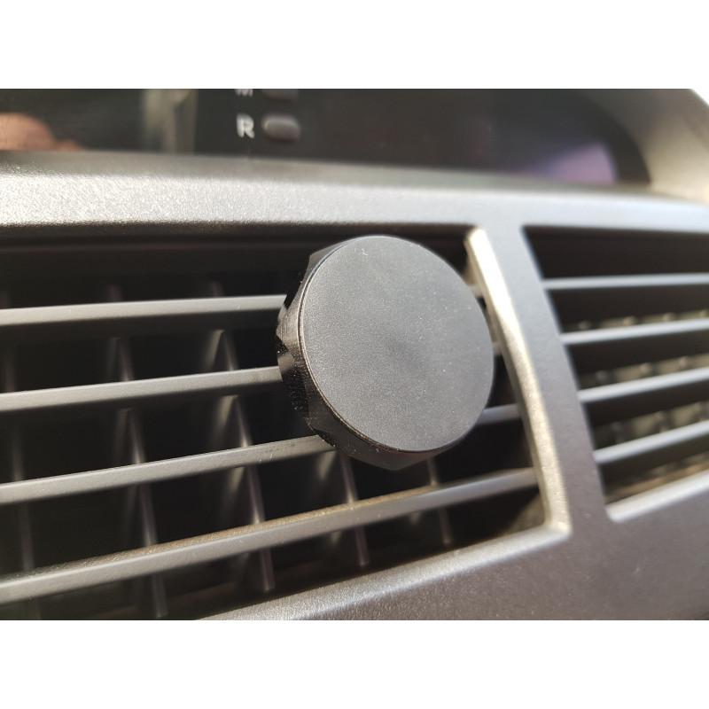 Автомобильный держатель для смартфонов Magnetic Black