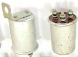 Реле поворотов 12 в. ГАЗ-24 ГАЗ-53 3-х контактное (бочонок) / РС-57