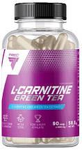 Л Карнитин Trec Nutrition L-Carnitine + Green Tea 90 capsules