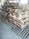 Піддони, європіддони, дерев'яні піддони Б/У, палета дерев'яна сладська, фото 2