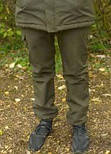 Штаны непромокаемые с флисовой подкладкой Nash ZT Caribou Combats, фото 4