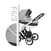 Детская универсальная коляска 2 в 1 Baby Merc Faster Style 2 Fll/3C