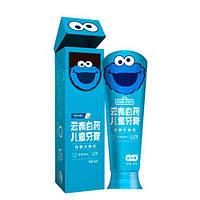 Набор зубных паст для детей 6-12 лет с мятным вкусом, 60гр