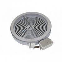 Конфорка электрическая EIKA для стеклокерамики D=145mm(165mm) W=1200 481231018887