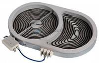 Конфорка электрическая EIKA с разширением для стеклокерамики D=165mm L=270mm W=1800+100 481231018896