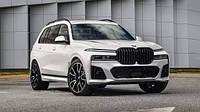 Перший погляд на BMW X7 2022 року: фото