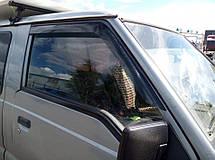 Дефлекторы окон Mitsubishi Canter 1990-2003   Ветровики Митсубиси Кантер