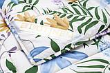 Одеяло DOTINEM VALENCIA ЛЕТО холлофайбер полутороспальное 145х210 см (214873-3), фото 2