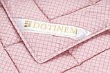 Одеяло DOTINEM VALENCIA ЛЕТО холлофайбер полутороспальное 145х210 см (214873-8), фото 2