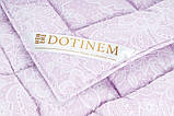 Одеяло DOTINEM VALENCIA ЗИМА холлофайбер двуспальное 175х210 см (214891-9), фото 2