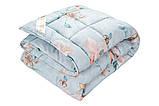 Одеяло холлофайбер двуспальное 175х210 см VALENCIA, фото 3