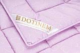 Одеяло DOTINEM VALENCIA ЛЕТО холлофайбер евро 195х215 см (214895-10), фото 2