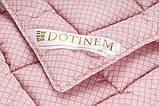 Одеяло DOTINEM VALENCIA ЗИМА холлофайбер полутороспальное 145х210 см (214872-8), фото 2