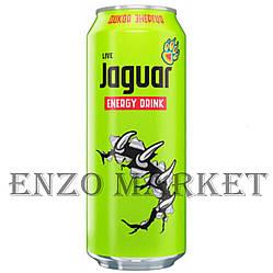 Энергетик Jaguar Live, 0,5 литра