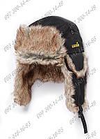 Шапка - Ушанка Norfin Теплые зимние шапки Мужская шапка для рыбалки, отдыха Шапка траппер Меховая шапка