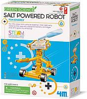 Научный набор Робот на энергии соли 4M 00-03353, фото 1