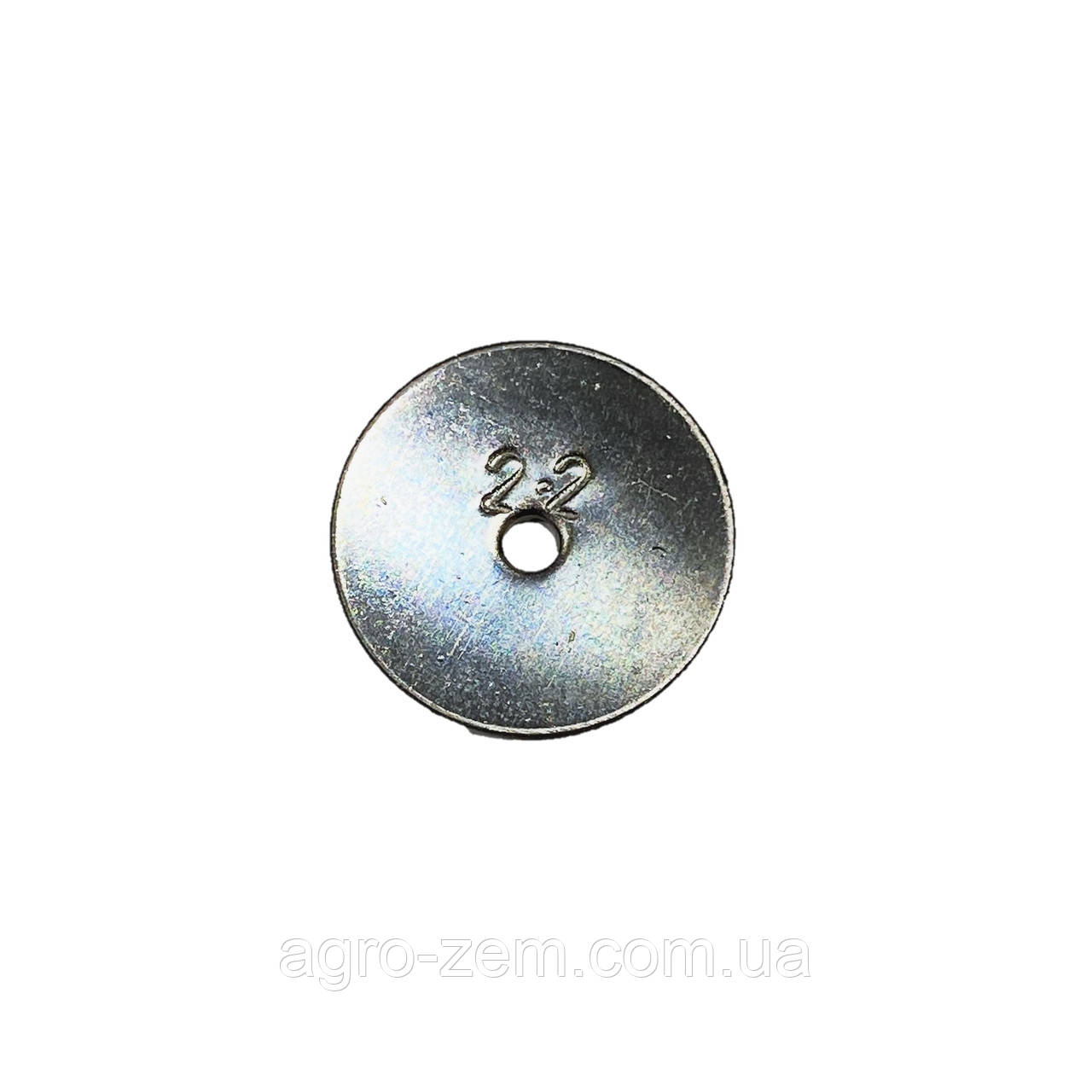Дозатор КАС 2.2 мм Agroplast AP12.6_22 |225481|