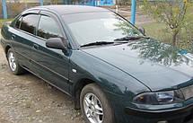 Ветровики Митсубиси Харизма   Дефлекторы окон Mitsubishi Carisma Hb 1995-2004