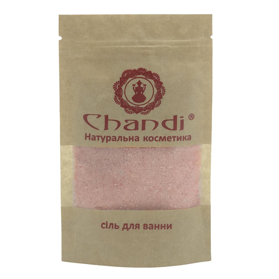 "Сіль для ванни ""Лаванда і неролі"" Chandi, 60 г."
