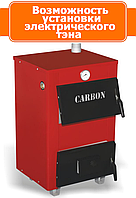 Твердотопливный котел  Carbon КСТО-14 New, фото 1
