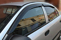 Дефлекторы окон Mitsubishi Carizma Sd 1995-2004 | Ветровики Митсубиси Харизма