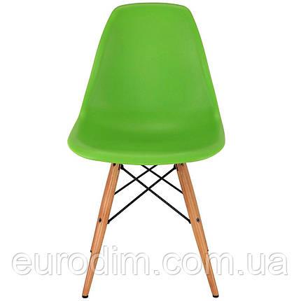 Стул обеденный ТАУЭР ВУД зеленый, фото 2