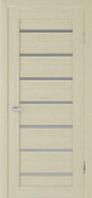 Міжкімнатні двері Міленіум MN 02 дуб крем
