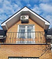 Решетки раздвижные на двери Шир.1450*Выс2100мм для дома, фото 1