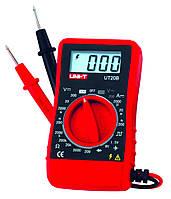 UT20B (UTM 120B) UNI-T Цифровой мультиметр. Постоянное напряжение (DC)Переменное напряжение (AC)Ток (DC)