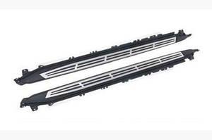 Боковые подножки OEM (2 шт) - BMW X5 G05 (2019↗)