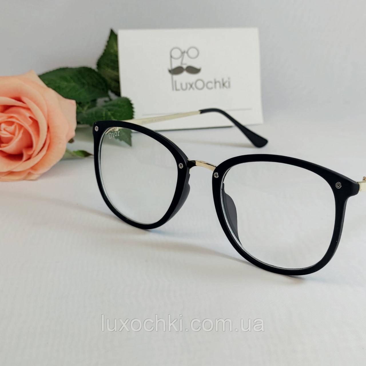 Стильні іміджеві окуляри жіночі