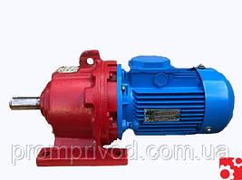Мотор редуктор 3МП 50 3 ступени 9 об/мин