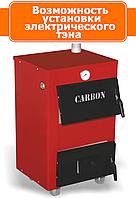 Котел водяной на твердом топливе Carbon КСТО-18 New, фото 1