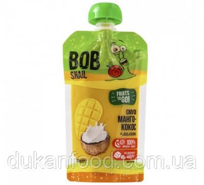 Смузи Bob Snail Манго Кокос, 120 г