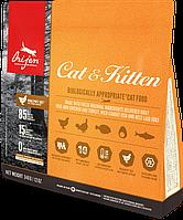Orijen Cat & Kitten Сухой корм для котов всех пород и всех стадий жизни 0.34 кг