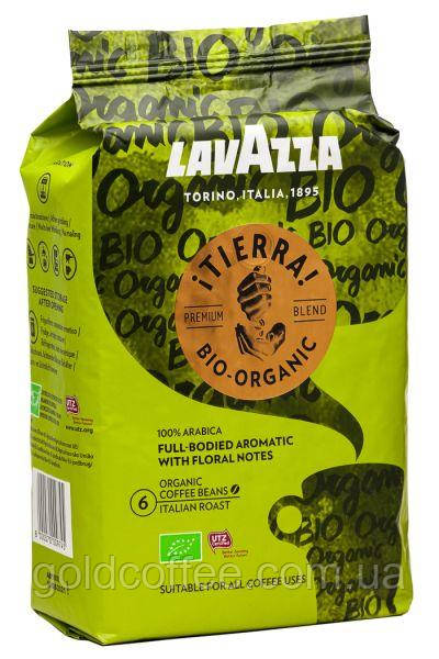 Кава в зернах Lavazza Tierra Bio Organic 1000 г