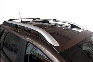 Перемычки на рейлинги с ключом (2 шт) - Dacia Duster 2018↗ гг.