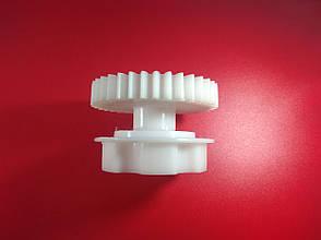 Шестерня редуктора RS550 на 37 зубов 6 лепестков детского электромобиля, фото 2