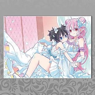 Плакат Аниме Happy Sugar Life 11