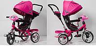 Велосипед трехколесный 7Toys TR16015 Розовый, фото 1