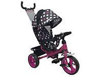 Велосипед трехколесный Bambi M 3113-6-D Сиреневый