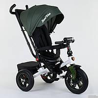 Велосипед трехколесный Best Trike 9500 - 2265 Зелёный, фото 1