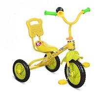 Трехколесный велосипед Bambi M 1190 Салатовый