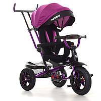 Велосипед трехколесный TURBOTRIKE M 4058-8 Фиолетовый, фото 1