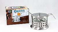 Цукорниця нержавіюча Empire EM-9538